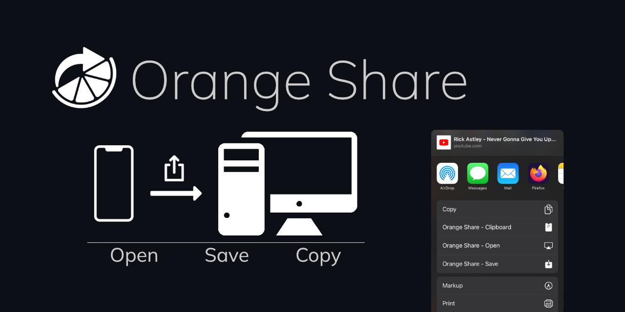 Orange-Share