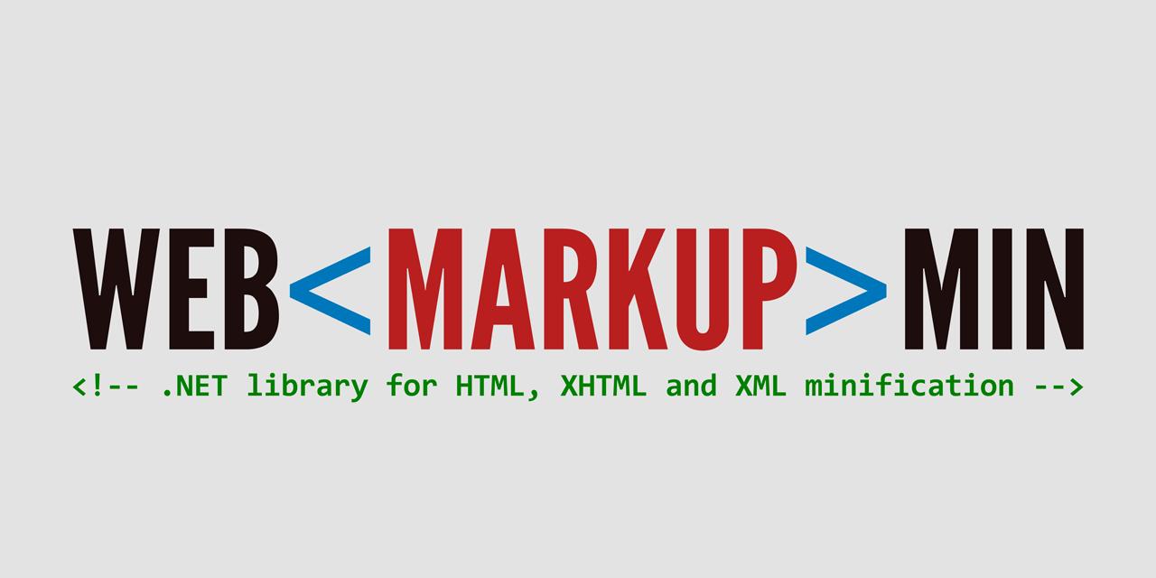 WebMarkupMin