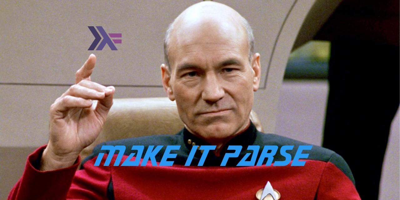 make it parse