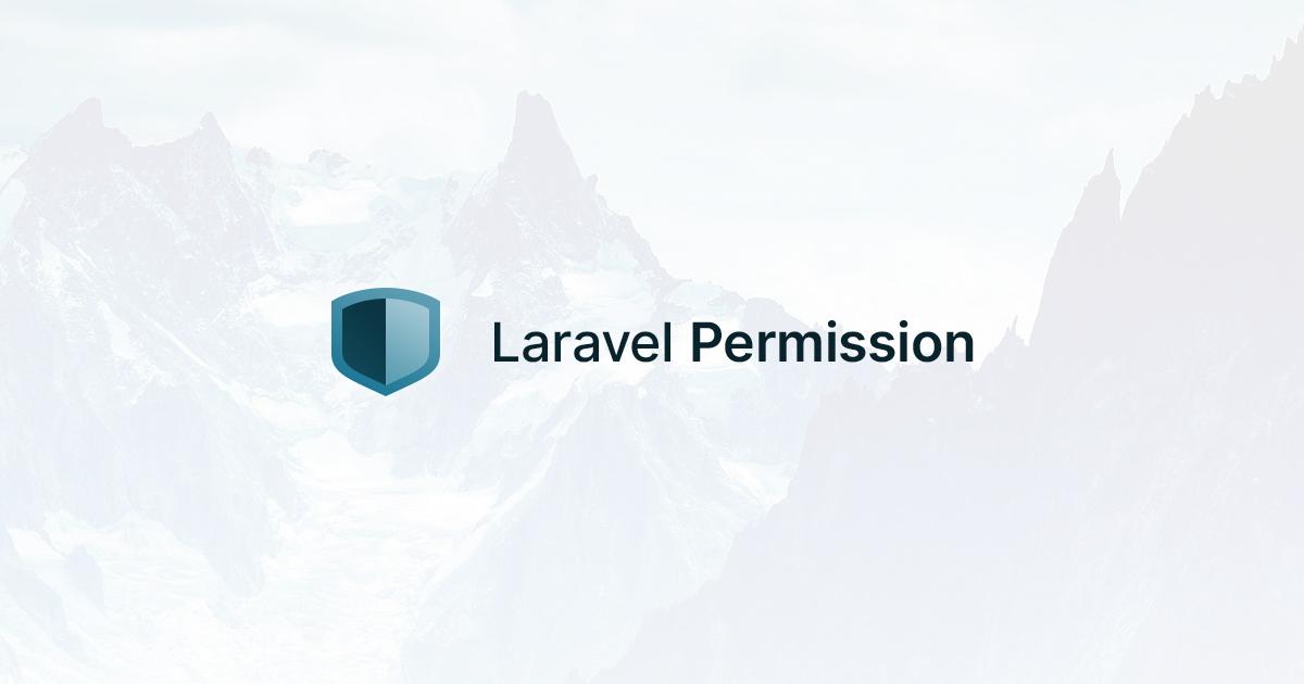 laravel-permission
