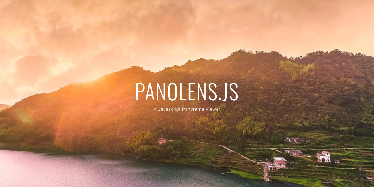 GitHub - pchen66/panolens js: Javascript panorama viewer based on