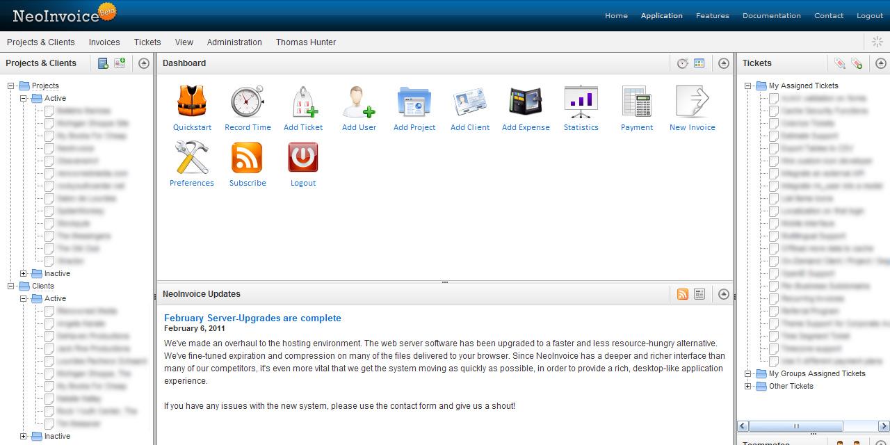 GitHub - tlhunter/neoinvoice: DEFUNCT: PHP/MySQL: Multi