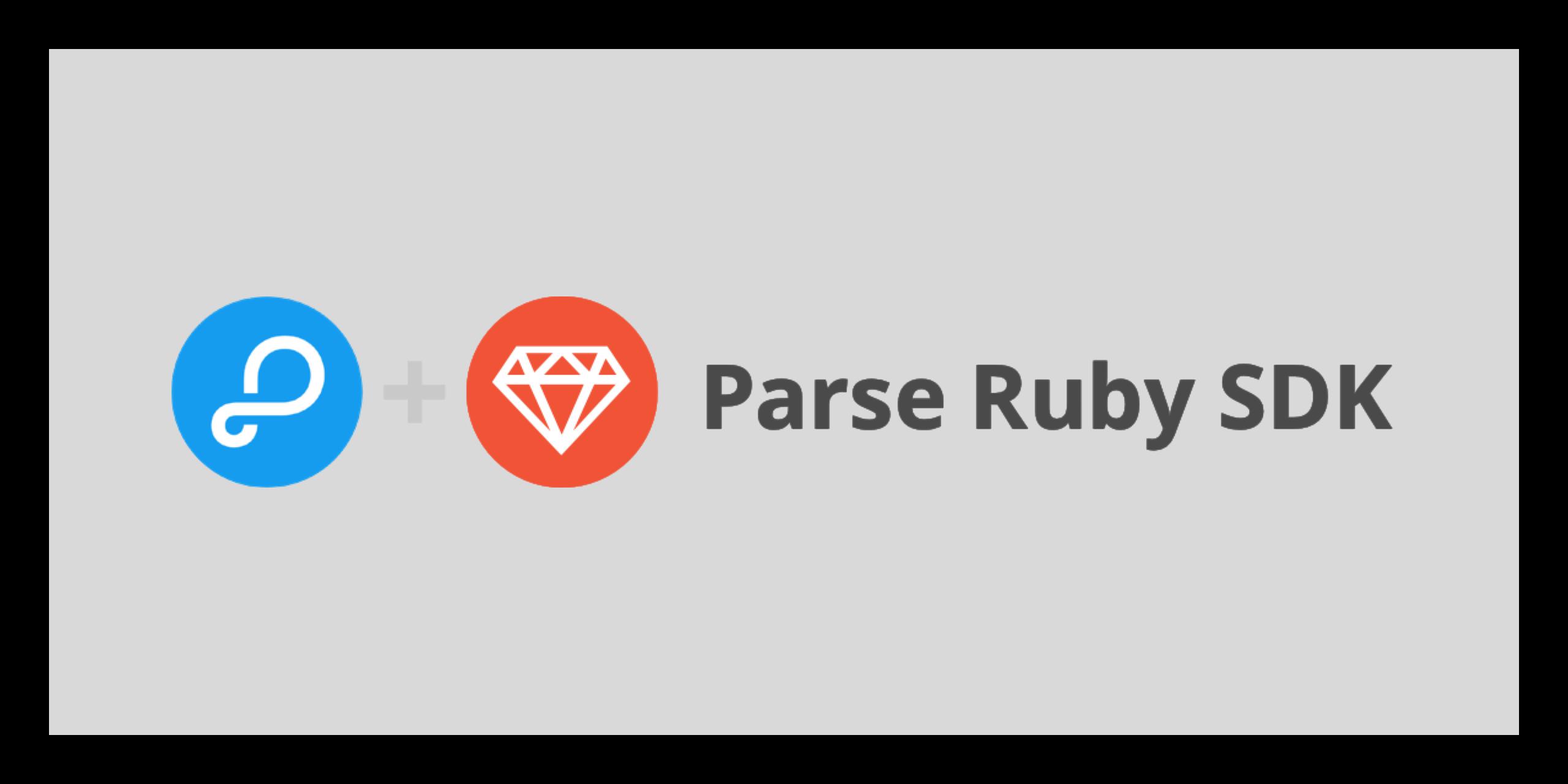 GitHub - modernistik/parse-stack: Parse Server Ruby Client SDK