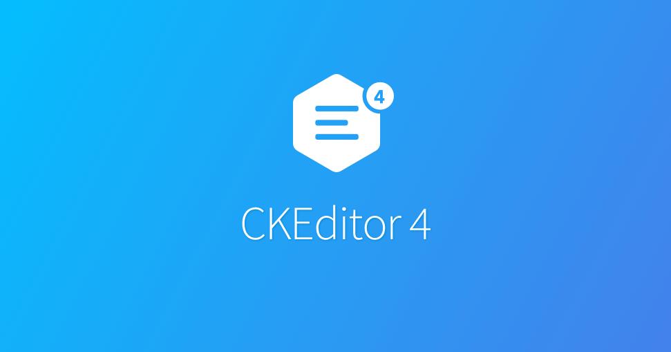 ckeditor4