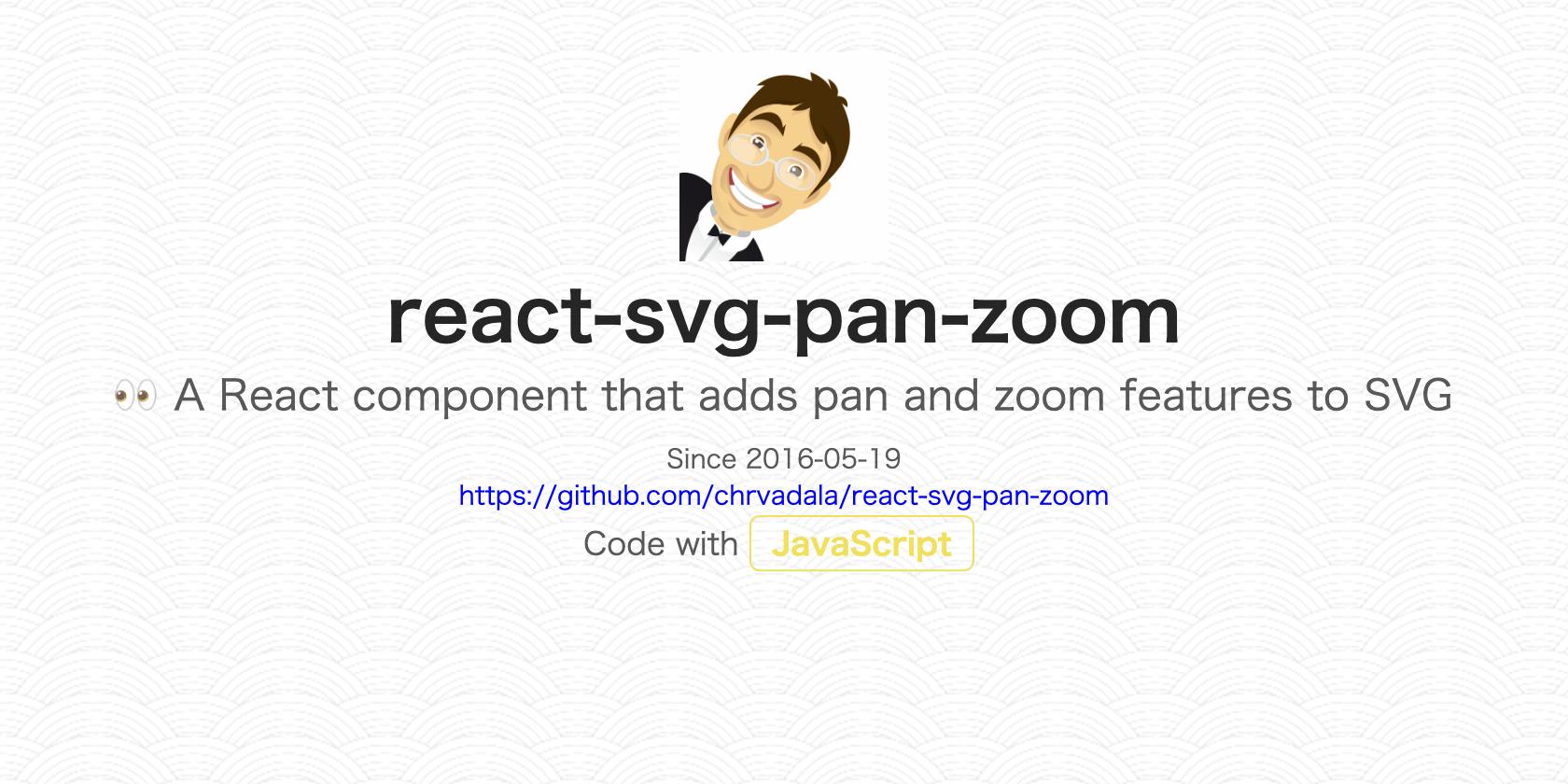react-svg-pan-zoom