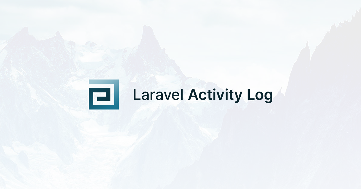 laravel-activitylog