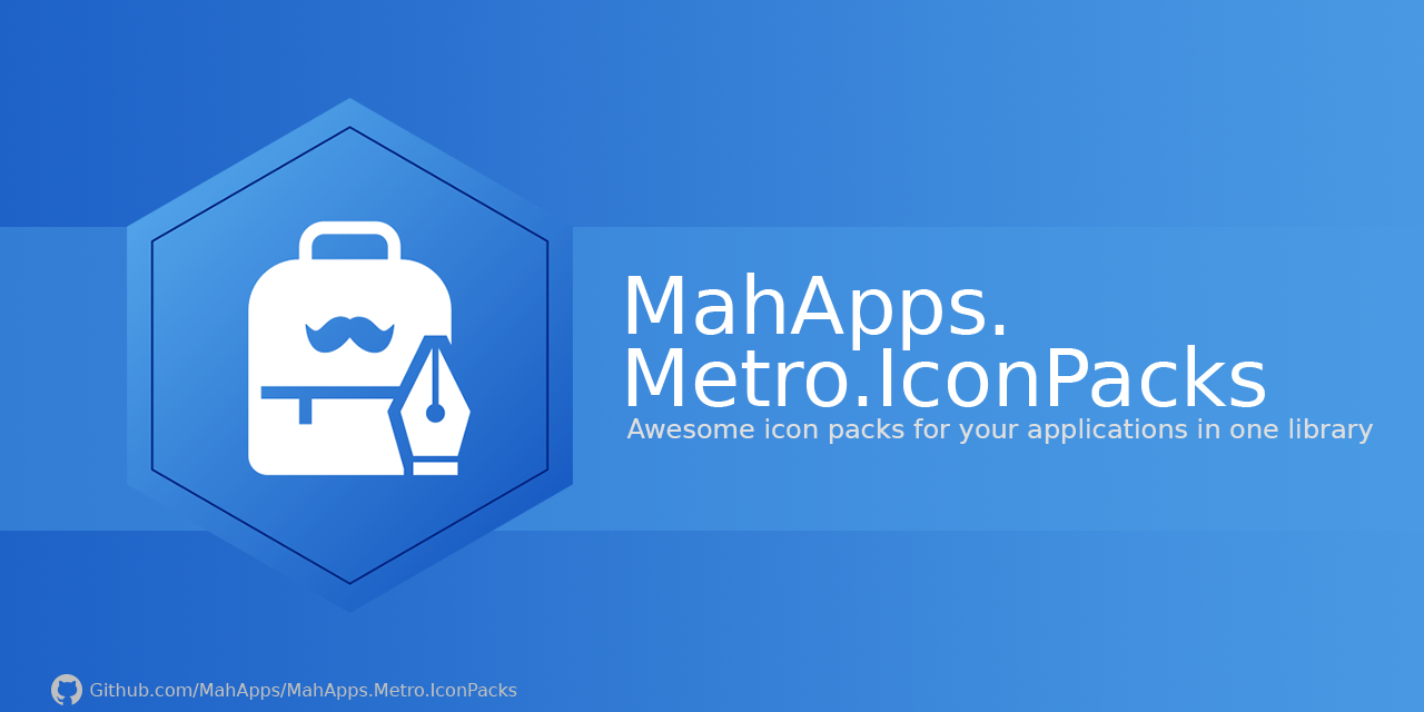 MahApps.Metro.IconPacks