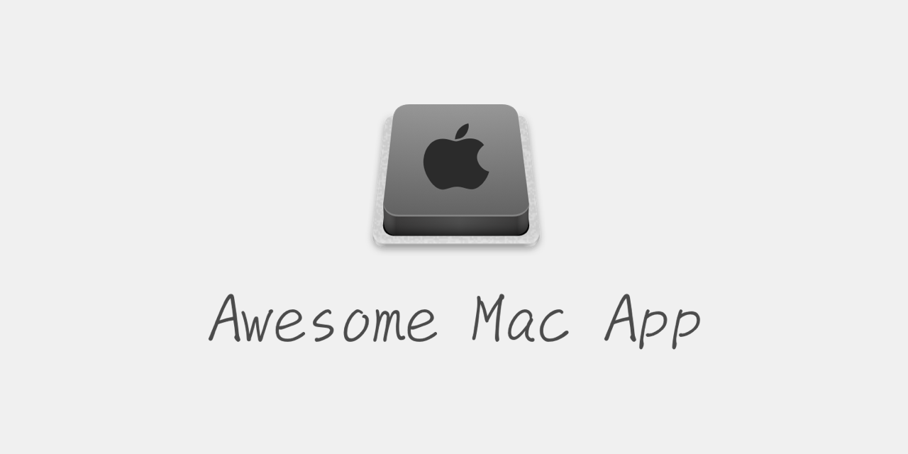 awesome-mac
