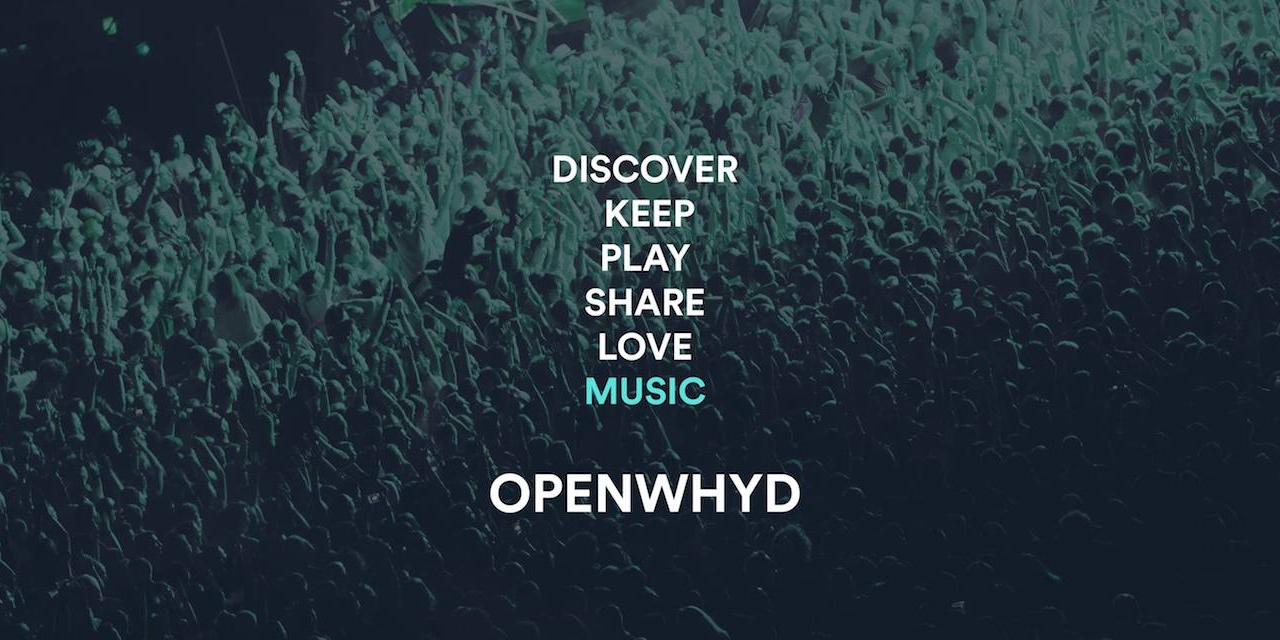 GitHub - openwhyd/openwhyd: 💎 Discover, collect and play music from