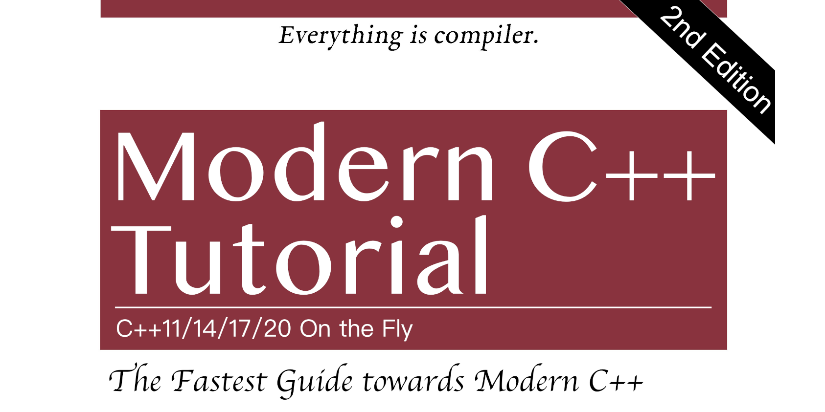 modern-cpp-tutorial