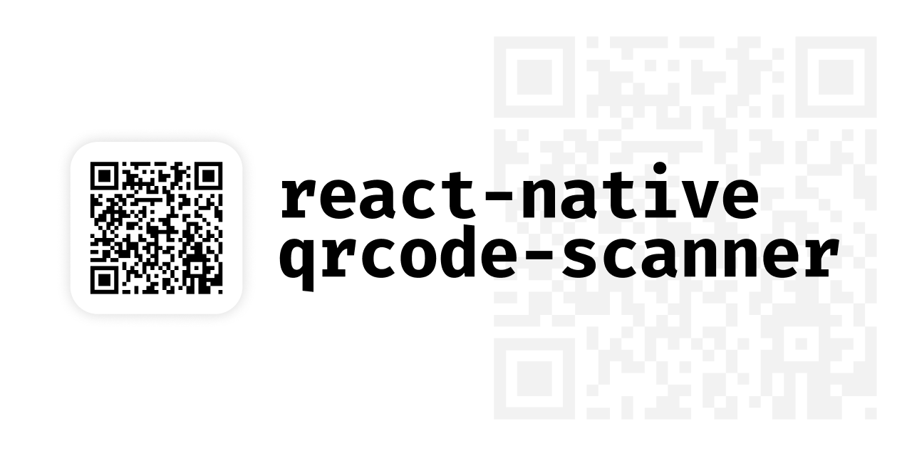 react-native-qrcode-scanner