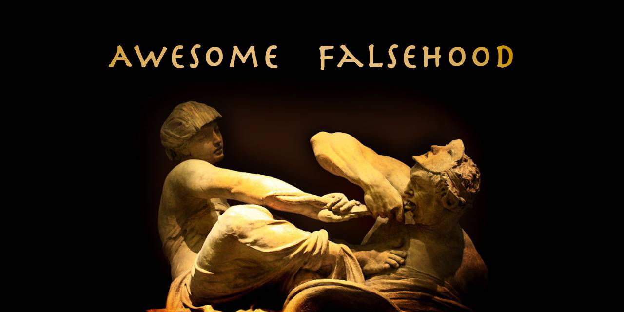 kdeldycke/awesome-falsehood: Curated list of falsehoods programmers believe in.