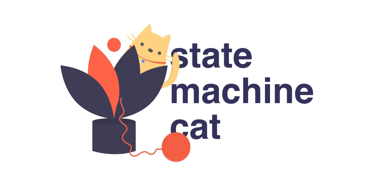 state-machine-cat