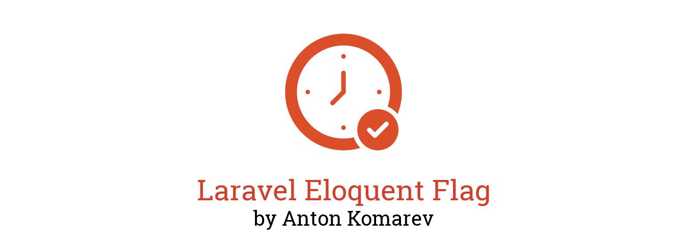 laravel-eloquent-flag