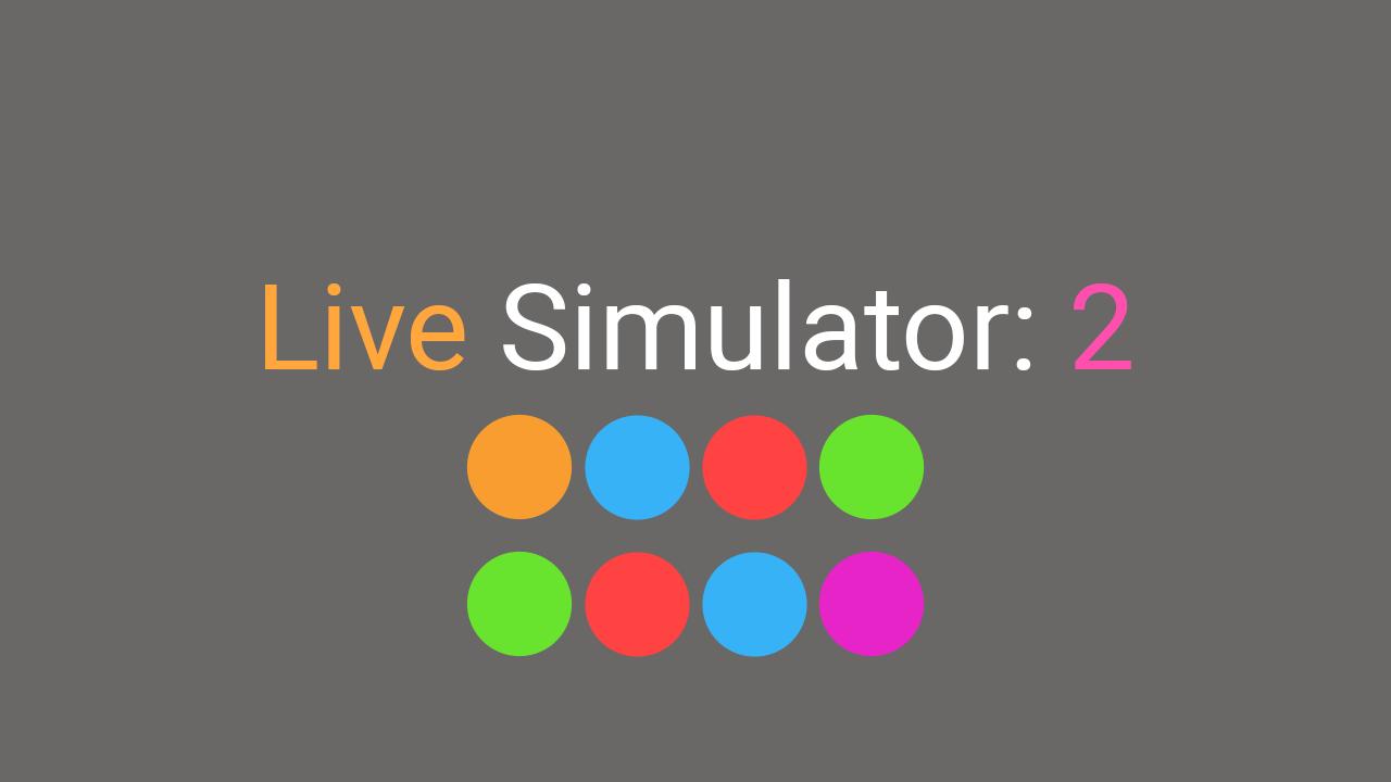 GitHub - MikuAuahDark/livesim2: Live Simulator: 2 - LL!SIF Live
