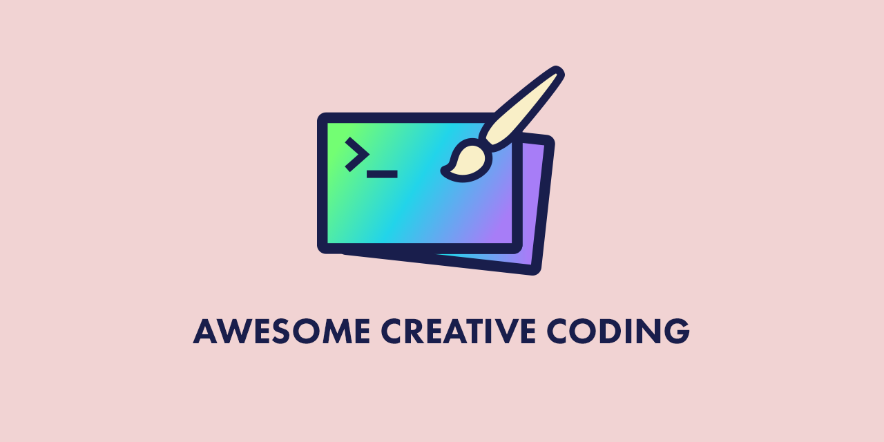 awesome-creative-coding