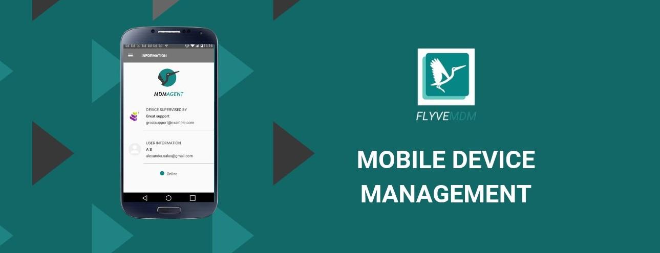 GitHub - flyve-mdm/android-mdm-agent: Flyve MDM Agent for