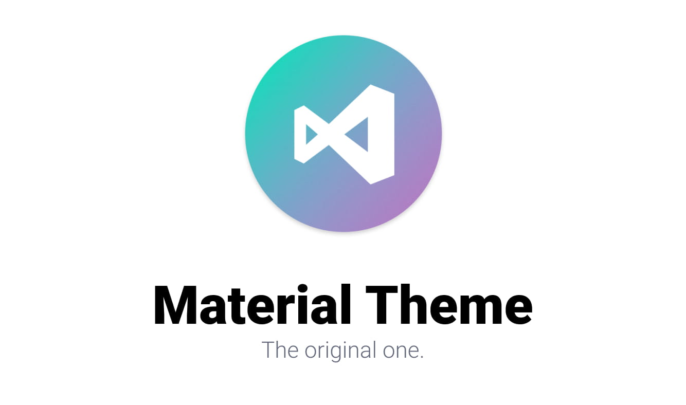 GitHub - equinusocio/vsc-material-theme: Material Theme, the most