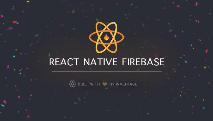 react-native-firebase