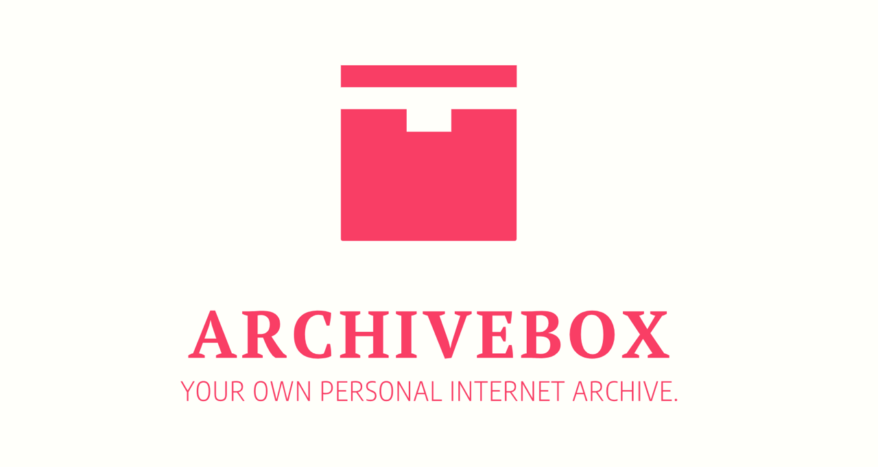 Web Archiving Community · pirate/ArchiveBox Wiki · GitHub