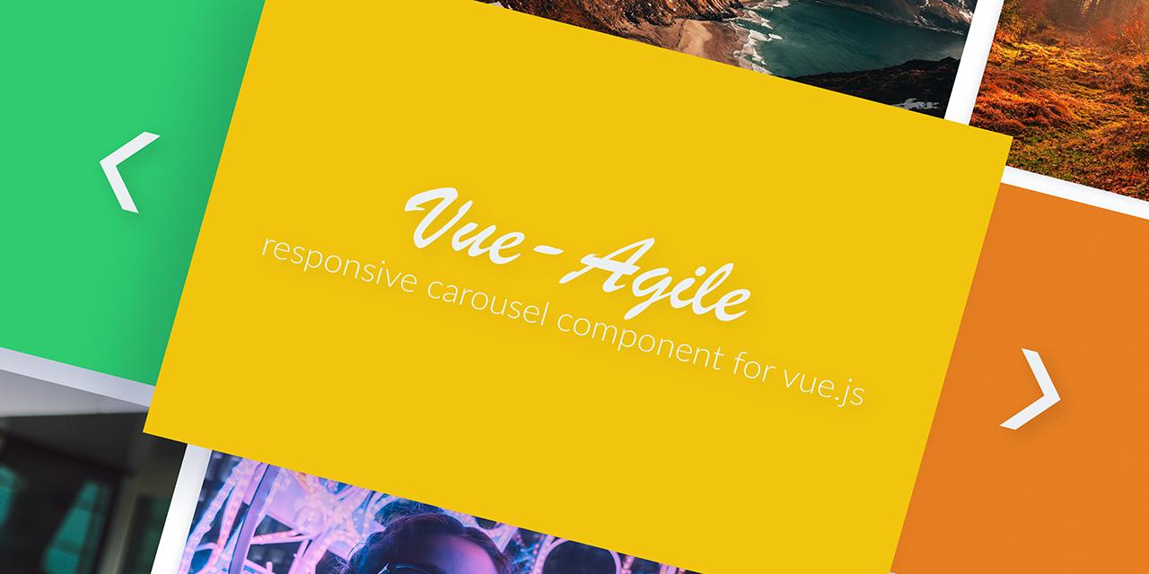 GitHub - lukaszflorczak/vue-agile: A carousel component for Vue js