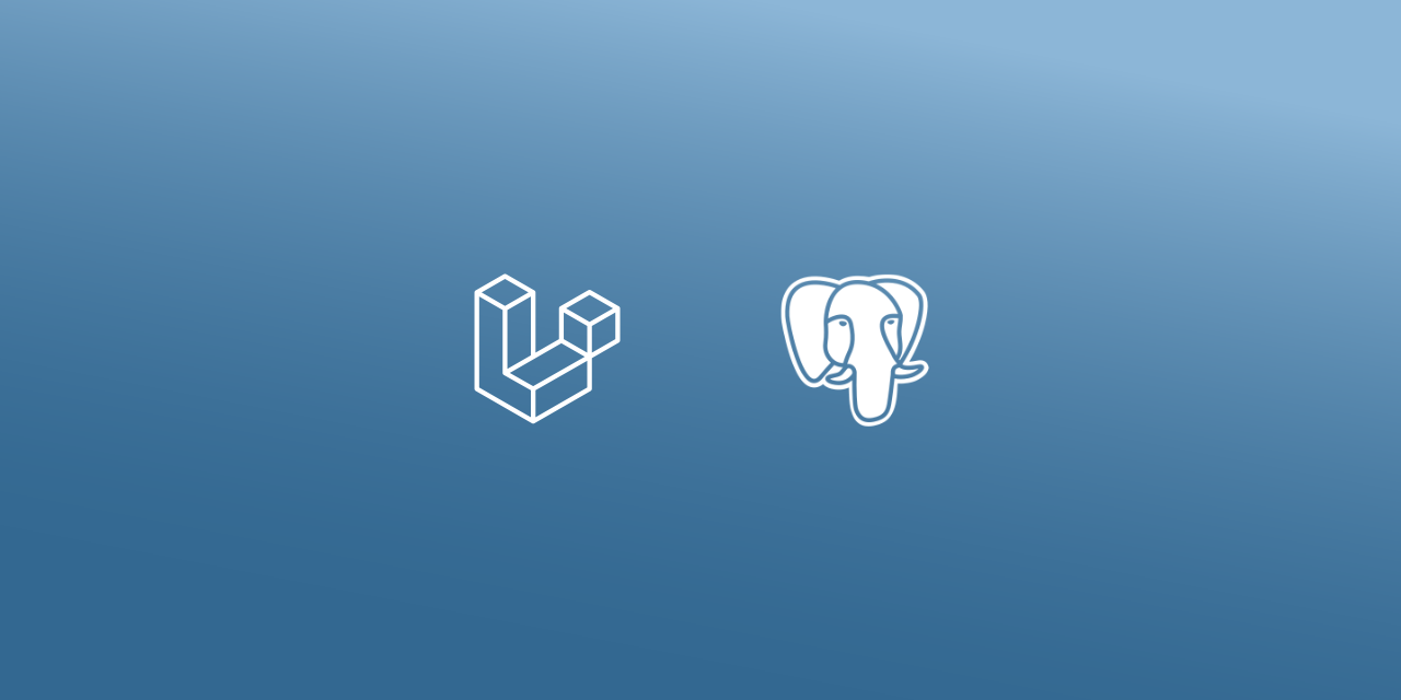 Optimized Postgres for Laravel