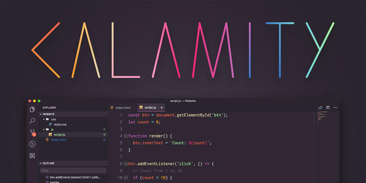 calamity-vscode