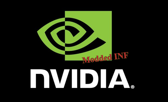 GitHub - CHEF-KOCH/nVidia-modded-Inf: Modified nVidia  inf files to
