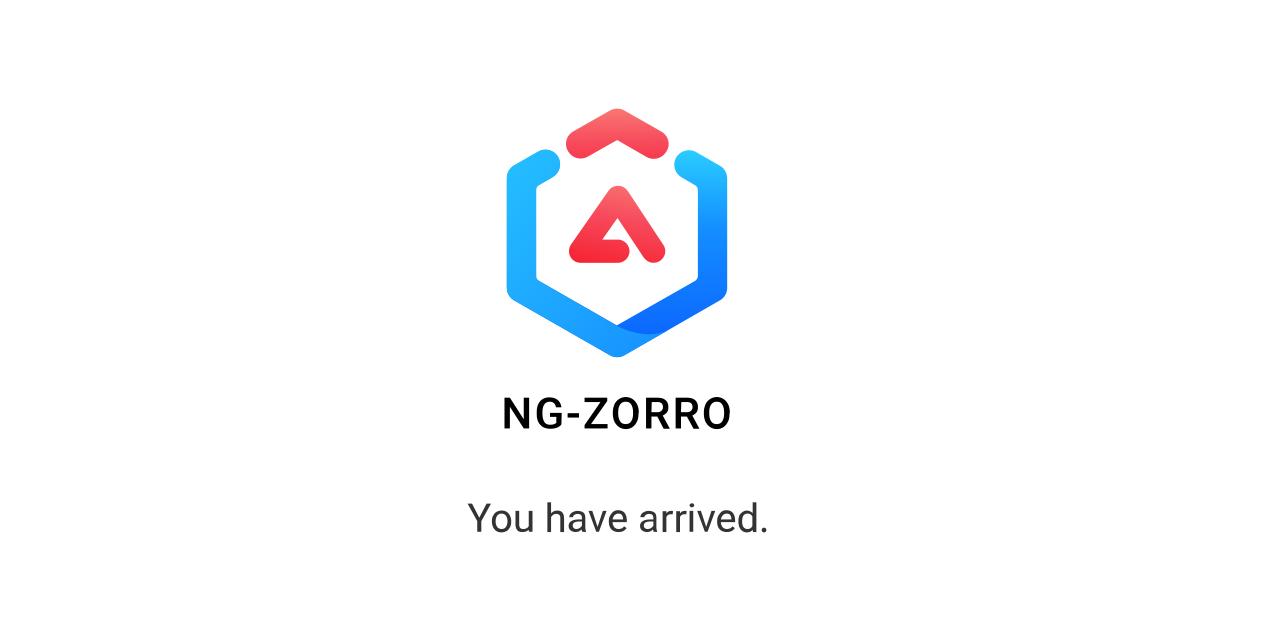 ng-zorro-antd