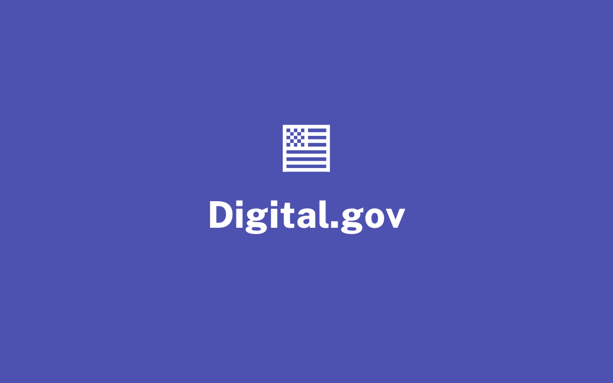 digitalgov.gov